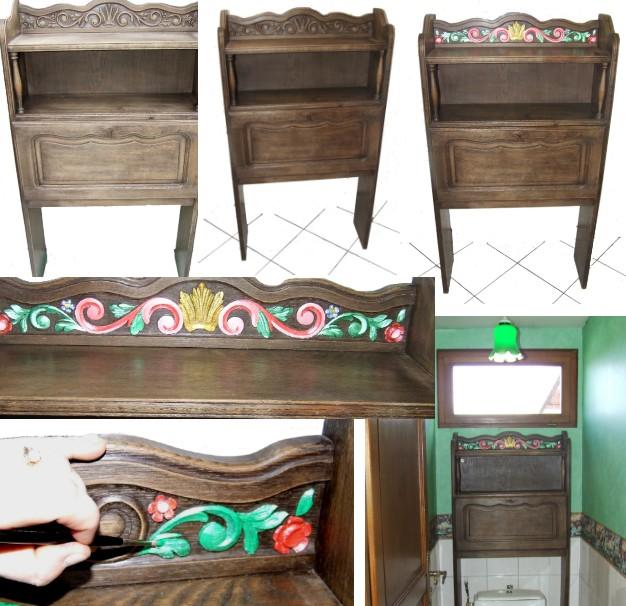 cosy customis en meuble de rangement pour toilettes. Black Bedroom Furniture Sets. Home Design Ideas